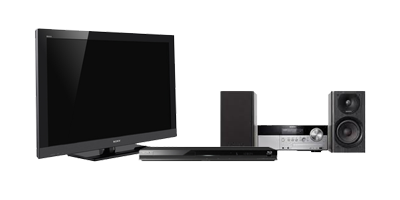 Sony streaming home entertainment products